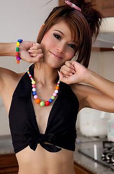 タイ素人娘クリームタイパイで一番エッチしたい22歳の華奢なJasmine ジャスミンちゃん